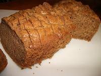 Joan's Low Carb/No Sugar Diet & Recipes: Mr. Peanut Sandwich Bread   Mr. Peanut Sandwich Bread  LOW CARB    1 cup natural peanut butter, smooth  3 eggs  1 Tablespoon vinegar  1/2 teaspoon baking soda  1/4 teaspoon salt  1 packet sweetener (optional)