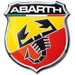Abarth Car Badge -  Scorpio, first became a logo, and then an unmistakable sign of cars with unique dimensions, form, speed and attitude. - Abrath Performance Parts at CLP Automotive #Abrath #CLP #Sheffield #tuning #performance #exhausts #Akrapovic