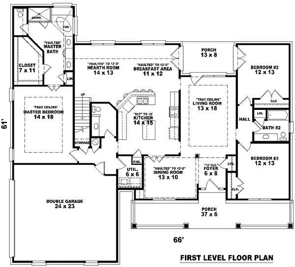 24 Best Ideas About House Blueprints On Pinterest House