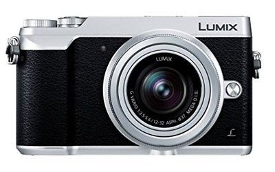 Panasonic mirrorless camera LUMIX GX7MK2 standard lens DMC-GX7MK2KS Silver JAPAN