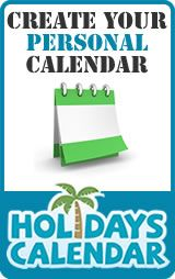 """Want a reason to celebrate EVERY day? Check out this list of """"weird"""" holidays :)"""
