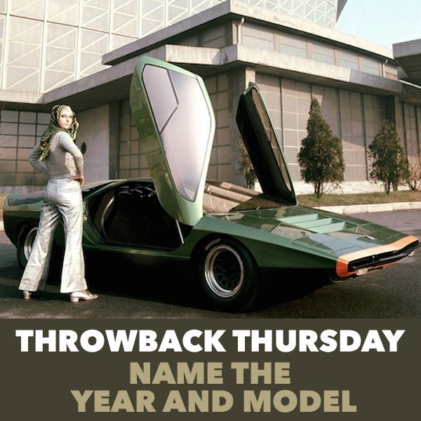 Can you name this Alfa Romeo concept car from way back? Or what year it was? Click on the image to find out!
