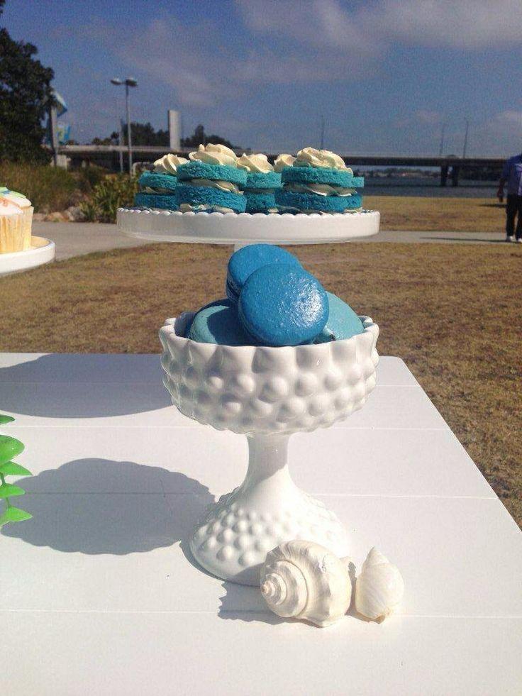 Macarons by Sweet Bloom Cakes - Dessert Buffet by Sweet Soirees (www.sweet-soirees.com.au)