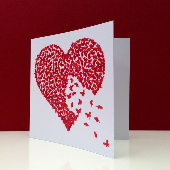189 best Valentines Day Cards images on Pinterest  Heart cards