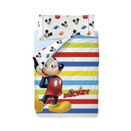 Funda nórdica Mickey Colors