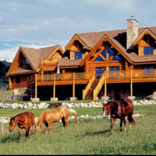 Big Ranch Houses 1000 Images About Homes Ranch On Pinterest