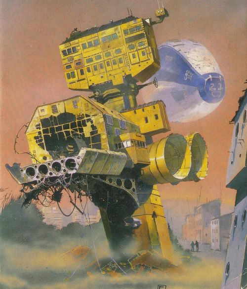 70s Sci Fi Art Chris Foss: 1000+ Images About Illustrations De Chris Foss On