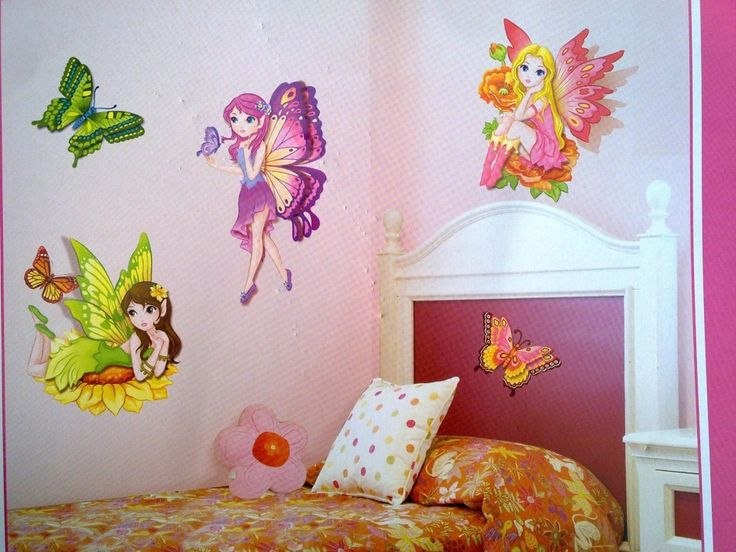 Http://sandavy.com/charming Cute Kids Room Design With Wall Decals Design /pleasant Lovely Barby Rustic Head Board Pillow Kids Room Wallpaper Designs Wigs   ... Part 43