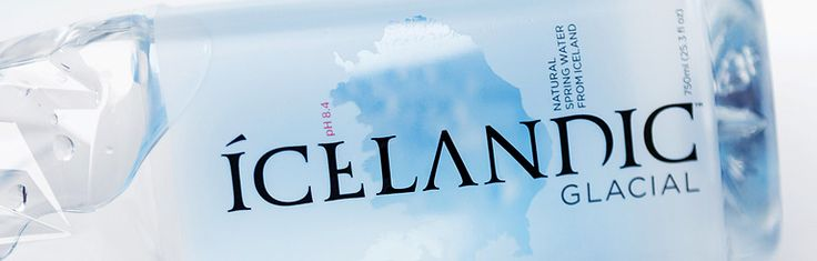 Team One Creates Branding and Packaging for Icelandic Glacial Water