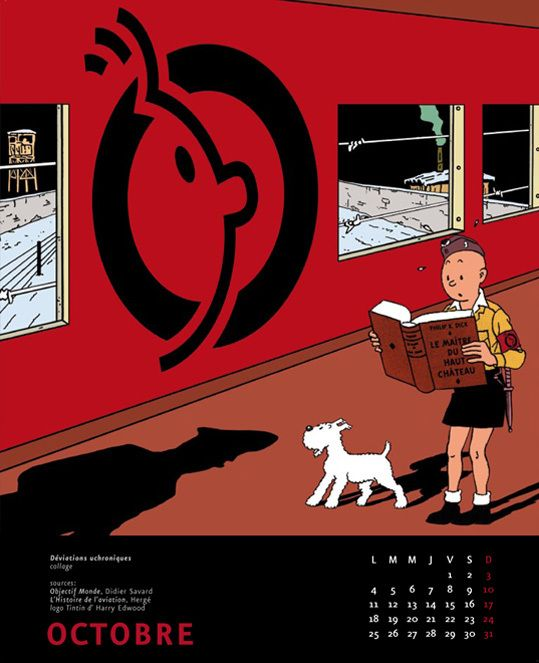 by André Julliard Tintin