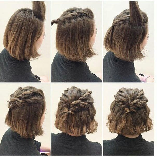 Model  Updo On Pinterest  Simple Updo Easy Updo And Simple Hair Updos