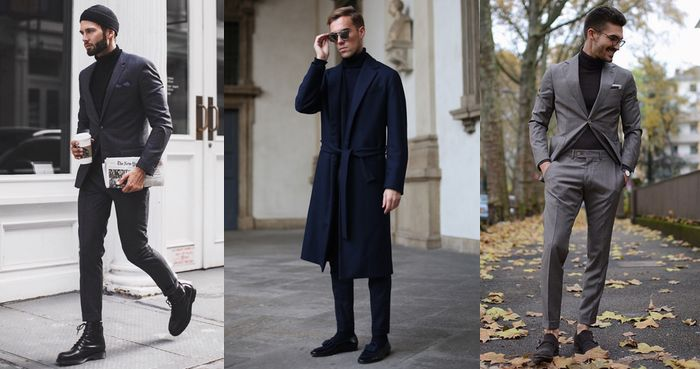 シンプル・イズ・ベストという言葉があるように、洗練された品格のある印象を与えるシンプルコーデはメンズファッションにおいてマストなテーマだ。今回はシンプルコーデにフォーカスして注目の着こなし&アイテムを紹介! シンプル コーデ「ダークトーンスタイル」 ブラックとチャコールグレーのダークトーン配色で統一したシックなスーツスタイル。ニットキャップとタートルネックセーターを合わせてカジュアルテイストをプラス。渋い輝きを放つブーツがラギッドな雰囲気を漂わせる。 topsy ROBERTO COLLINA(ロベルトコリーナ) Turtle Neck 全ての製品をイタリアにて製造する最高級ニットブランドROBERTO COLLINA(ロベルト・コリーナ)より、ベーシックなデザインで、綺麗なラインが出るウール100%タートルネックをピックアップ。 詳細・購入はこちら foot the coacher ZIP UP PLAIN 革の産地で有名なイタリア、フランス、イギリスから取り寄せた、選りすぐりの最高級素材を用い、伝統的なグッドイヤーウエルト製法をメインに、マッケイ製法、セメント製法など...