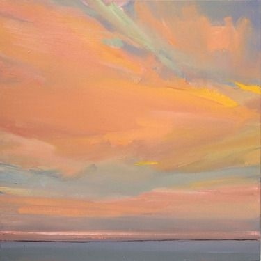 "Saatchi Online Artist Kathryn Stedham; Painting, ""Light Plays """