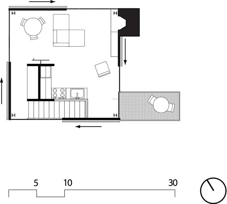 Shelter Floor Plan With Fireplace : Best images about cabins and small houses on pinterest