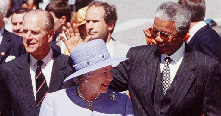 Nelson Mandela's Down-to-Earth Nickname for Queen Elizabeth II