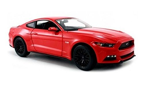 Ford Mustang GT 2015 rot 1:24 Maisto 31508 Special Edition