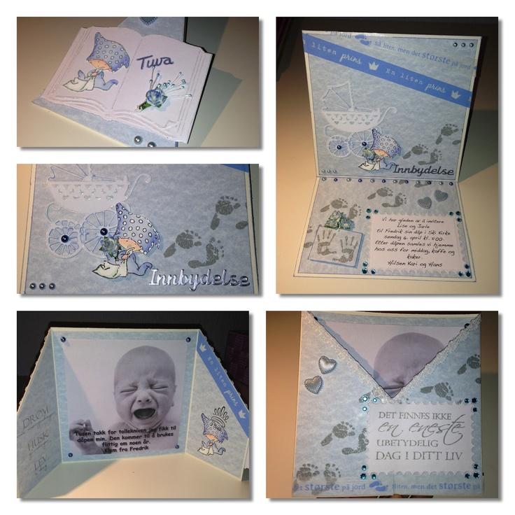 Dåpskolleksjon #cards #christening #touchtwinmarkers #mariannedesign