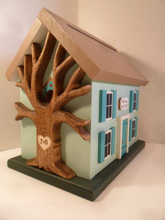 20 best images about birdhouse designs i want to create for Best birdhouse designs