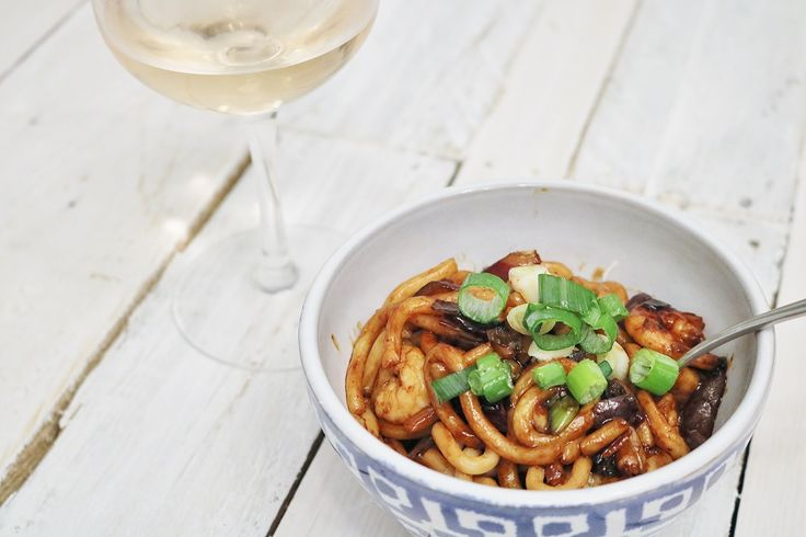 Craving a Chinese takeaway but don't want the calories or the sugar? Give this takeaway noodles recipe a try