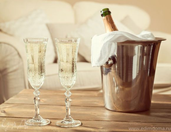 История шампанского, традиции и виды