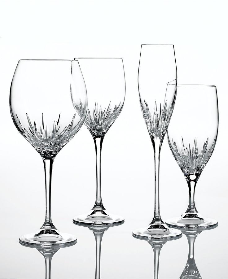 Vera wang wedgwood duchesse stemware collection - Vera wang duchesse wine glasses ...