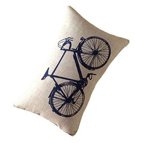 Bicycle Print Throw Pillow : 1000+ ideas about Red Throw Pillows on Pinterest Red Throw, Throw Pillows and Unique Home Decor
