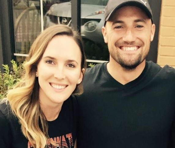 Meet Danielle Burkhead, formerly known as Danielle Wiggans; she is the beautiful wife of Rex Burkhead, the NFL running back for the New England Patriots.