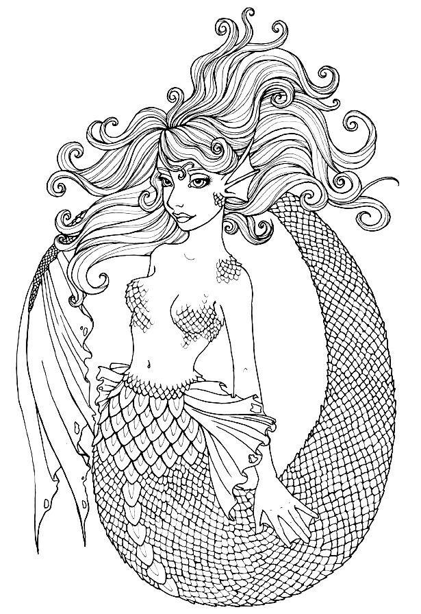Mejores 371 imágenes de The Little Mermaid en Pinterest | Páginas ...