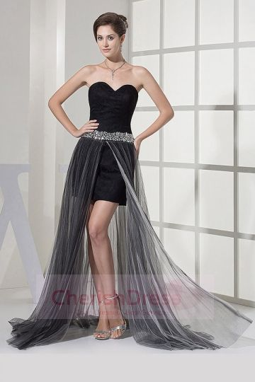 Little Black Dress Draping