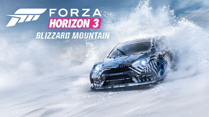 New Forza Horizon 3 Expansion Blizzard Mountain Coming In December The Outerhaven Forza Horizon Forza Horizon 3 Forza