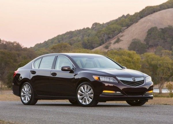 2014 Acura RLX Sport Hybrid Release 600x429 2014 Acura RLX Sport Hybrid Full Review with Images