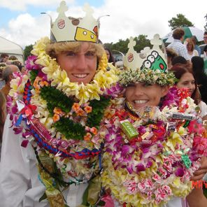 Nothing marks this momentous occasion like fresh graduation leis. Find the  perfect lei for your graduate at Hawaii Flower Lei.