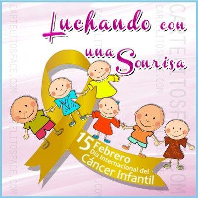 Día contra el cáncer infantil