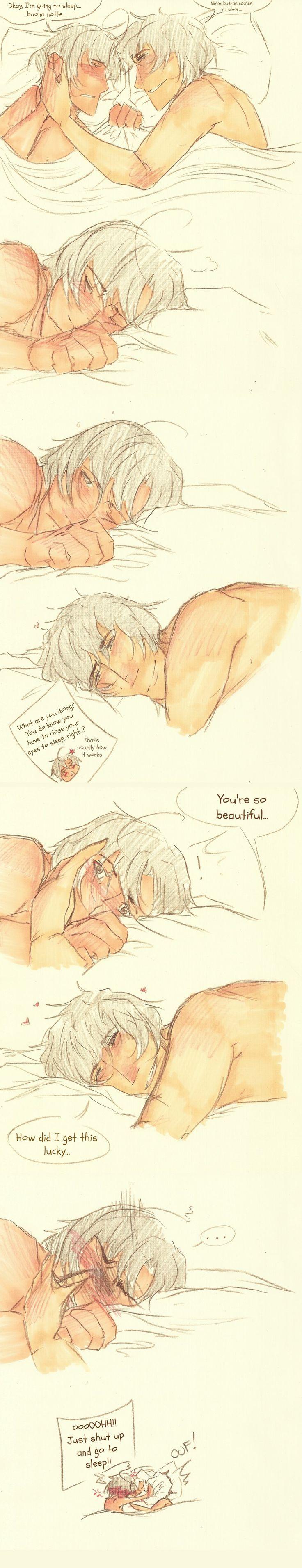 You're So Beautiful... by edwardsuoh13.deviantart.com on @DeviantArt<----Si Romano es muy hermoso. .siempre< cuuutttee.