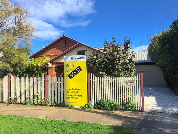 42 Radstock St Woodville Park - Sold By Ray White West Torrens - #raywhite #yellow #sold #rwwt #wt #westtorrens #property #realestate