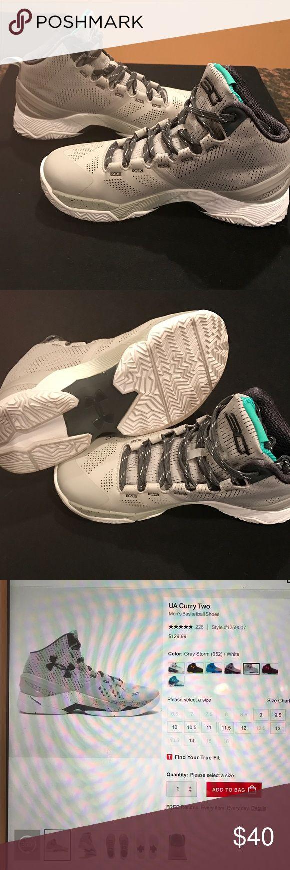 Under Armor basketball shoes UA Curry 2 - men's basketball shoes Under Armour Shoes Athletic Shoes
