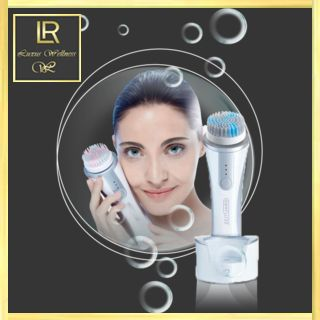 Zeitgard  A new dimension of electrical facial cleansing by LR LR Health & Beauty, the expert for health and beauty products, knows from own, long-standing experience and intensive research and development work that optimum cleansing provides the best foundation for well-cared and beautiful skin. With the