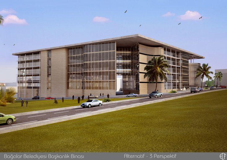 Bağcılar Belediyesi Konsept Projeleri 2009