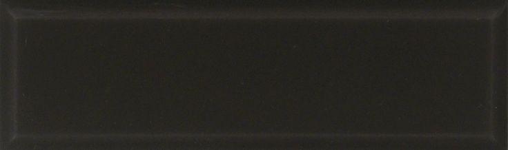 #Dado #Odissea Nero 10x33,3 cm 301104 | #Feinsteinzeug #Einfarbig #10x33,5 | im Angebot auf #bad39.de 38 Euro/qm | #Fliesen #Keramik #Boden #Badezimmer #Küche #Outdoor