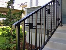 Image result for craftsman iron railing