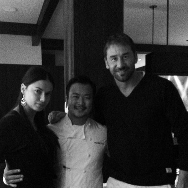 Adriana Lima Visits MAKOTO with Husband Marko Jarić  & Shares Adorable Photos of Their Daughters! (Photos)