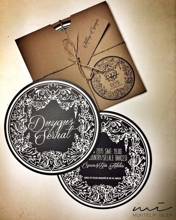 Gitsin, harcansın bazı şeyler.  Sen dur.  #weddingcard #düğündavetiyesi #davetiye #weddinginvitation #turgutuyar #muhtelifisler