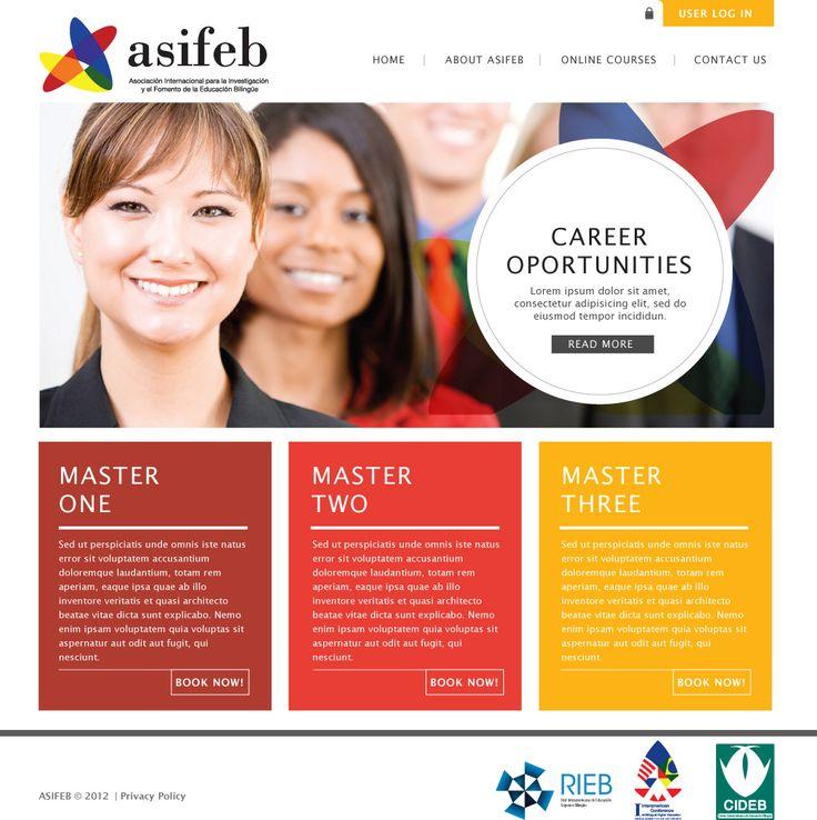 Sitio web para ASIFEB - Año ©2011
