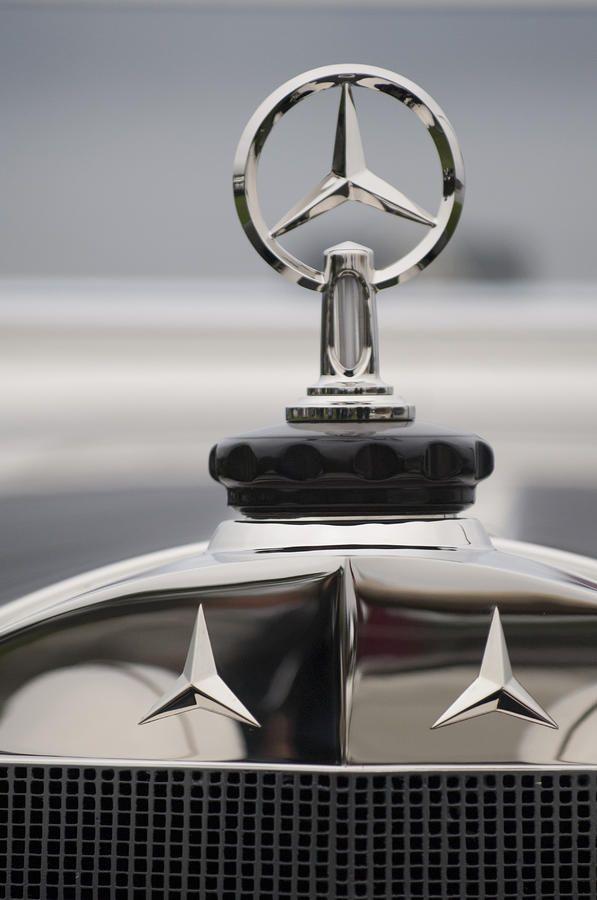 994 best hood emblems badges for carz images on for Mercedes benz hood ornament