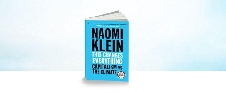 «Μου αρέσει η μυρωδιά των εκπομπών διοξειδίου του άνθρακα»! Με αυτό το… ρητό της ρεπουμπλικανής πρώην υποψήφιας για την αντιπροεδρία των ΗΠΑ, Σάρας Πέϊλιν, ξεκινάει το καινούργιο της βιβλίο «Αυτό αλλάζει τα πάντα - Καπιταλισμός εναντίον κλίματος», η Ναόμι Κλάιν, ...