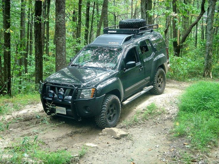 Nissan, Xterra, 2005 - отзыв владельца