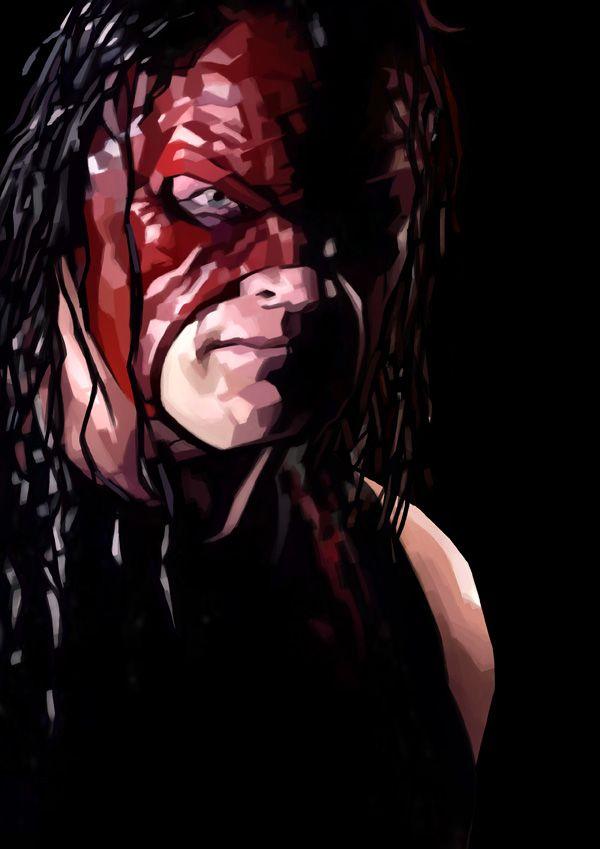 Kane #wwe
