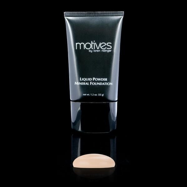 Exclusive multi-mineral complex helps protect skin and complements any complexion http://uk.shop.com/paivi/Motives+reg+Liquid+Powder+Mineral+Foundation-628780390-p+.xhtml# #makeup #foundation #beauty