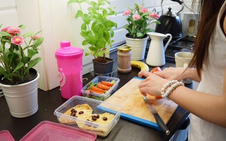 Blonde&Brunette   dieta, ćwiczenia, zdrowy styl życia: LEKKIE I ZDROWE POSIŁKI. Przepisy do ściągnięcia na cały dzień