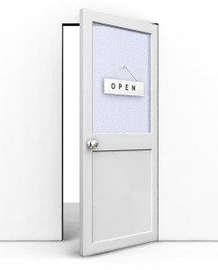 Open door policy - Don't Slam People's Fingers in Your Open Door Policy